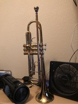 Bach trumpet in Spring, Texas