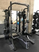 Gym multipurpose weights rack (no bench nor weights) in Lake Elsinore, California