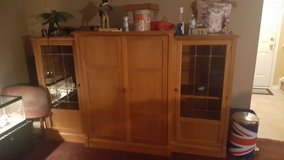 3 piece Entertainment Cabinet in Chicago, Illinois