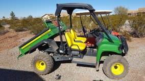 John Deere Gator in Alamogordo, New Mexico