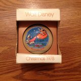 Vintage Walt Disney Christmas 1978 Limited Edition ornament Mickey Mouse Dumbo in Camp Lejeune, North Carolina