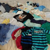 baby boy clothes lot in Aurora, Illinois