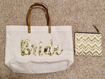 Bride Tote with Make-Up Bago in Travis AFB, California