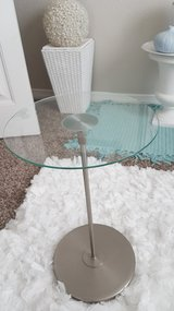 Modern table in Fort Carson, Colorado