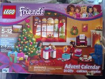 Lego Friends Advent Calendar in Chicago, Illinois