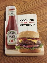 Heinz 57 Cooking with Ketchup Cookbook (Hardback) in Glendale Heights, Illinois