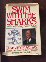 Swim with the Sharks Without Being Eaten Alive by Harvey Mackay in Glendale Heights, Illinois