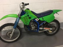 KAWASAKI KDX FIELD BIKE RUNS AND RIDES in Lakenheath, UK