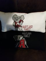 Personalized Embroidered Pillow in Hinesville, Georgia