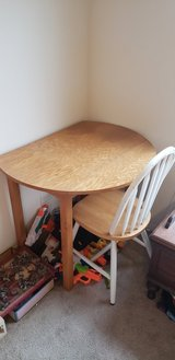 Small Table with Chair in Joliet, Illinois