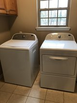 Whirlpool washer and dryer in Fort Polk, Louisiana