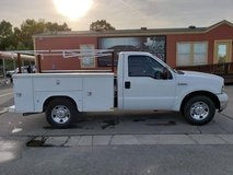 2006 Ford F250 Utility Truck -----Work Truck Clean and Cheap!!! in Kingwood, Texas