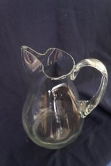 Hand Blown Glass Pitcher in Conroe, Texas