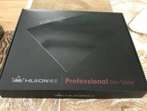 Huion H610 Drawing Tablet - New in box in Camp Lejeune, North Carolina