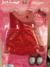 18 inch doll Xmas Outfit-Just Like Me in Bartlett, Illinois