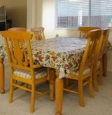 Dining room chairs (6) in Vacaville, California