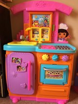 Dora the Explorer Play Kitchen in Joliet, Illinois