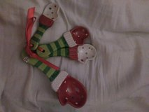 Christmas Measuring Spoons in Bartlett, Illinois