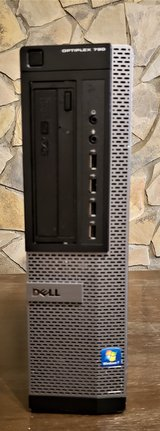 Dell Micro-tower 3.10GHz 4GB RAM 160GB WIFI in Byron, Georgia