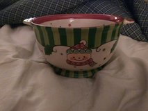 Christmas Bowl 3 Quart in Bartlett, Illinois