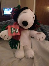 Dancing Snoopy Christmas Doll in Bartlett, Illinois