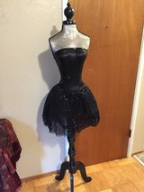 5 foot  glam dress form in Vacaville, California