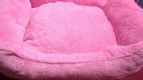 Pink pet bed in Byron, Georgia