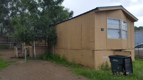 RENT TO OWN 3 Bed/2 Bath Single Wide in Ruidoso Downs in Alamogordo, New Mexico