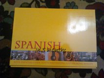 Learn Spanish kit in Camp Lejeune, North Carolina