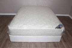 Queen size mattress- Serta Northstar perfect Sleeper in Spring, Texas