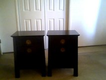 Night Stand table-Side table-end table - 2 for sale in Vacaville, California