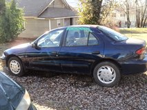 SELLING AS IS!! 2002 CHEVY CAVALIER in Fort Leonard Wood, Missouri