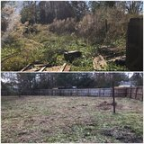 BUSH HOGGING, LOT CLEARING, DEBRIS REMOVAL in Camp Lejeune, North Carolina