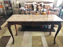 Marble Entry Table in Vacaville, California