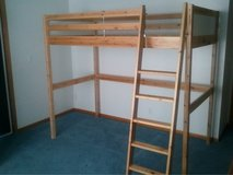 Kids bunk bed, smoke free home, great condition in Aurora, Illinois
