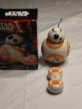 Remote Controlled BB8 in Fort Lewis, Washington