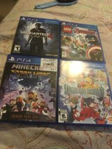 PS4 games in Fort Lewis, Washington