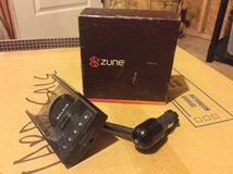 Zune Player & Car Charger Adapter in bookoo, US