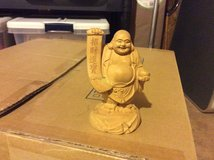 Hand Carved Wooden Buddha's in bookoo, US