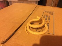 Hand Carved Wooden Snake in bookoo, US