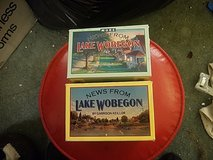 NEWS AND MORE NEWS FROM LAKE WOBEGON GARRISON KEILLOR in Sandwich, Illinois
