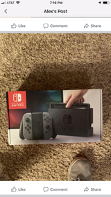 Nintendo Switch + games and accessories in Fort Leonard Wood, Missouri