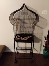 Beautiful Bird Cage with stand in Fort Polk, Louisiana