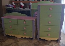 Girls Bed Set in 29 Palms, California