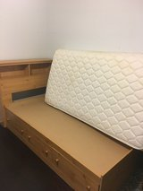 Twin bed and mattress in Hinesville, Georgia