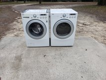 LG Front Loading Washer And Dryer! in Byron, Georgia