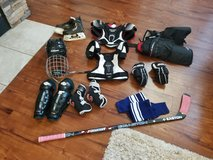 Youth Hockey gear Complete rig and varius extras in Vacaville, California