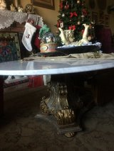 MARBLE ORNATE COFFEE TABLE in Fairfield, California