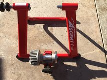 Ascent Fluid Bike Trainer in Vacaville, California
