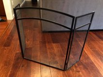 Fireplace screen, like new in Vacaville, California